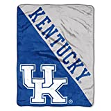 The Northwest Company Kentucky Wildcats 'Halftone' Micro Raschel Throw Blanket, 46' x 60' , Blue