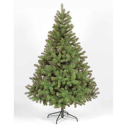 Artificial Christmas Trees Amazon Uk: Slim Christmas Tree 7ft: Amazon.co.uk