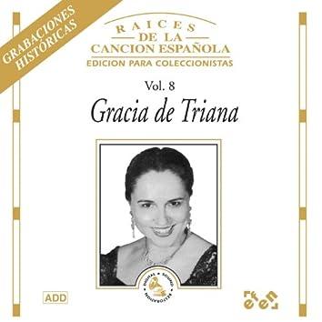 Raíces de la Canción Española, Vol. 8