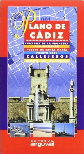 Plano de Cadiz, Callejero (PLANOS Y GUÍAS CALLEJEROS)