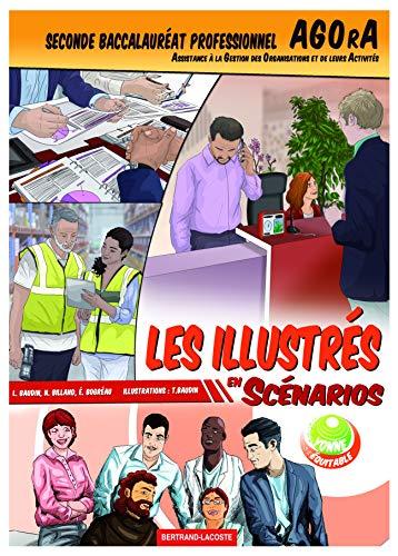 2de Bac pro AGOrA - Les Illustrés en scénarios