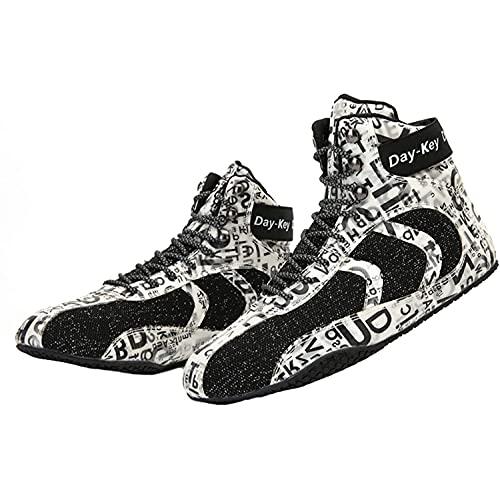 High Top Boxing Schuhe Unisex Mesh...