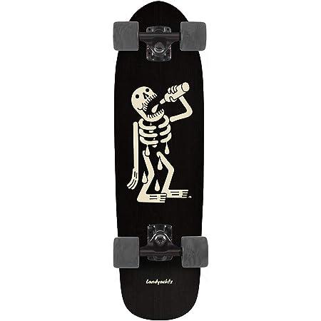 Landyachtz Dinghy Skeleton Mini Cruiser Longboard Skateboard 2019
