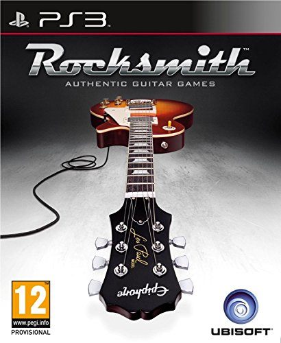 Third Party - Rocksmith Authentic Guitar Games (Jeu Seul) Occasion [Playstation 3] - 3700936100023