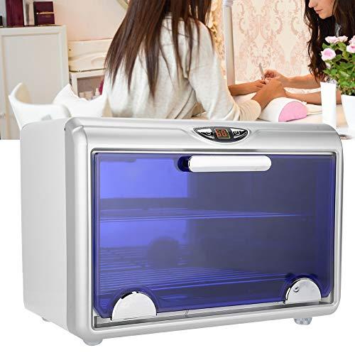 Stérilisateur Boîte, Multifonction Double Couches UV Tiroir De Désinfection De L'ozone Cabinet pour Nail Salon De Beauté Spa Outil(#1)