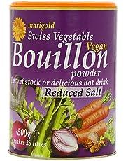 Marigold Reduced Salt Bouillon Powder 500 g (Pack of 2)