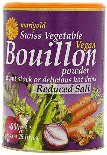 Ringelblume Schweizer Gemüsebouillon Reduzierten Salz Familie 500G