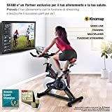 Zoom IMG-2 sportstech sx400 cyclette professionale marchio