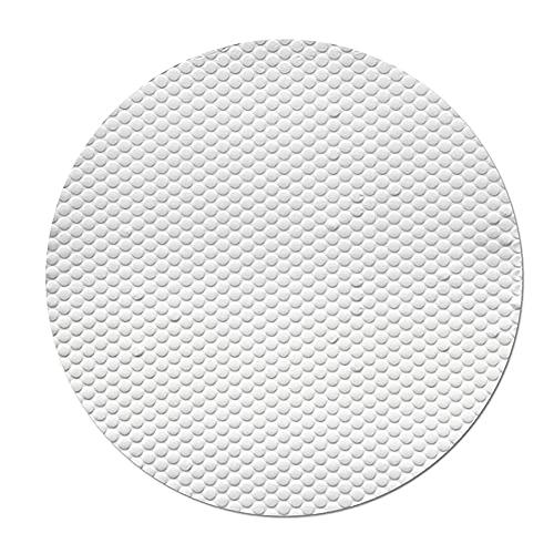 Cubierta para Piscina Cubierta Solar Total De Calor Redondea