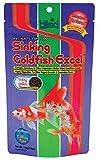 Hikari Goldfish Excel 3.88 oz | Sinking Baby Pellet | Balanced Daily Fish Food