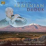 アルメニア~ドゥドゥクの芸術 The Art of the Armenian duduk [輸入盤]