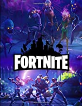 Fortnite - Undead Battle Notebook: College Ruled Writer's Composition Notebook for School, Office, or Home!