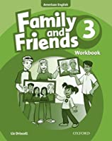 Family and Friendsworkbbok 3 (Family and Friends American Edition)
