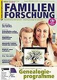Familienforschung 2019/2020: Ahnenforschung leicht gemacht - Computergenealogie für jedermann