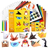 Fridaymoon Gift for 4-8 Year Old Girls Boys Art and Craft Origami Paper for Kids 3-6 Years Old Girl DIY Origami Paper Craft Toy age 5-10 Years Old Boy Child Birthday Party Gifts