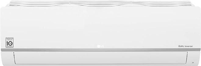 LG 1.5 Ton 5 Star Wi-Fi Inverter Split AC (Copper, Convertible 5-in-1 Cooling, Anti-Allergy Filter, 2021 Model, MS-Q18SWZ...