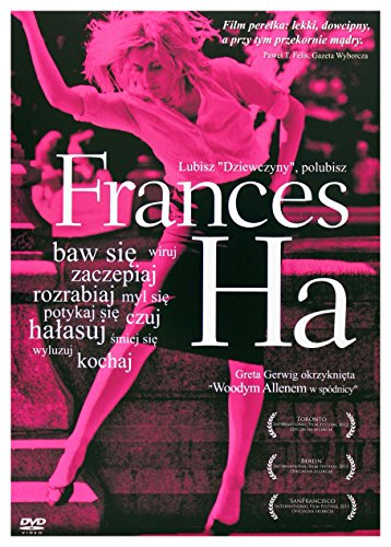 Frances Ha [DVD] [Region 2] (IMPORT) (Keine deutsche Version)