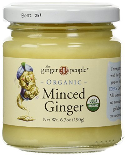 Ginger People Minced Ginger -- 6.7 oz - 2 pc