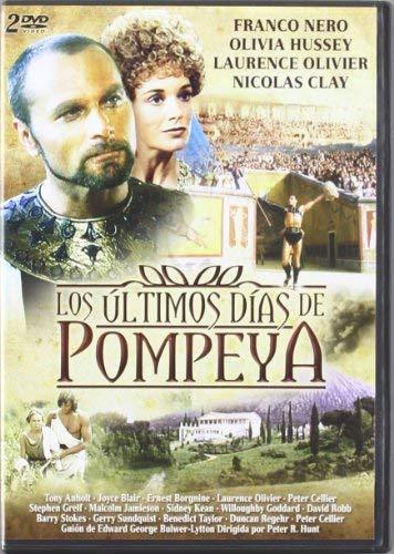 Les Derniers jours de Pompéi / The Last Days of Pompeii [ Origine Espagnole, Sans Langue Francaise ]