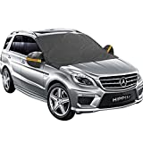 Coindivi Car Windshield Snow Cover with Mirror Covers, Magnetic Frost Guard...