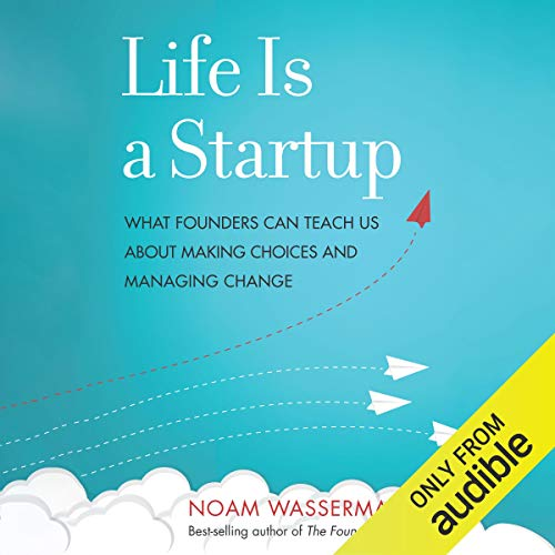 Life Is a Startup cover art