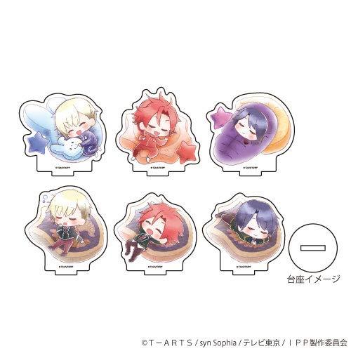 アクリルぷちスタンド「アイドルタイムプリパラ」02/WITH すやきゃら 6個入りBOX