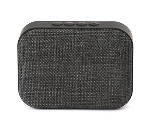 negro Zerone Altavoz de goma perforada de 25,4 cm con bordes de espuma para subwoofer y piezas de repuesto para reparaci/ón de altavoces o bricolaje