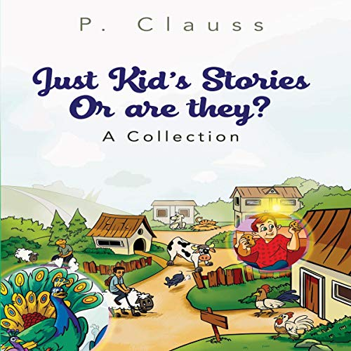 『Just Kid's Stories: Or Are They?』のカバーアート