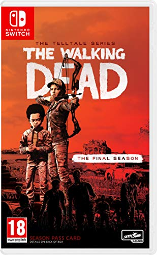 The Walking Dead - The Final Season Jeu Switch - Just For Games