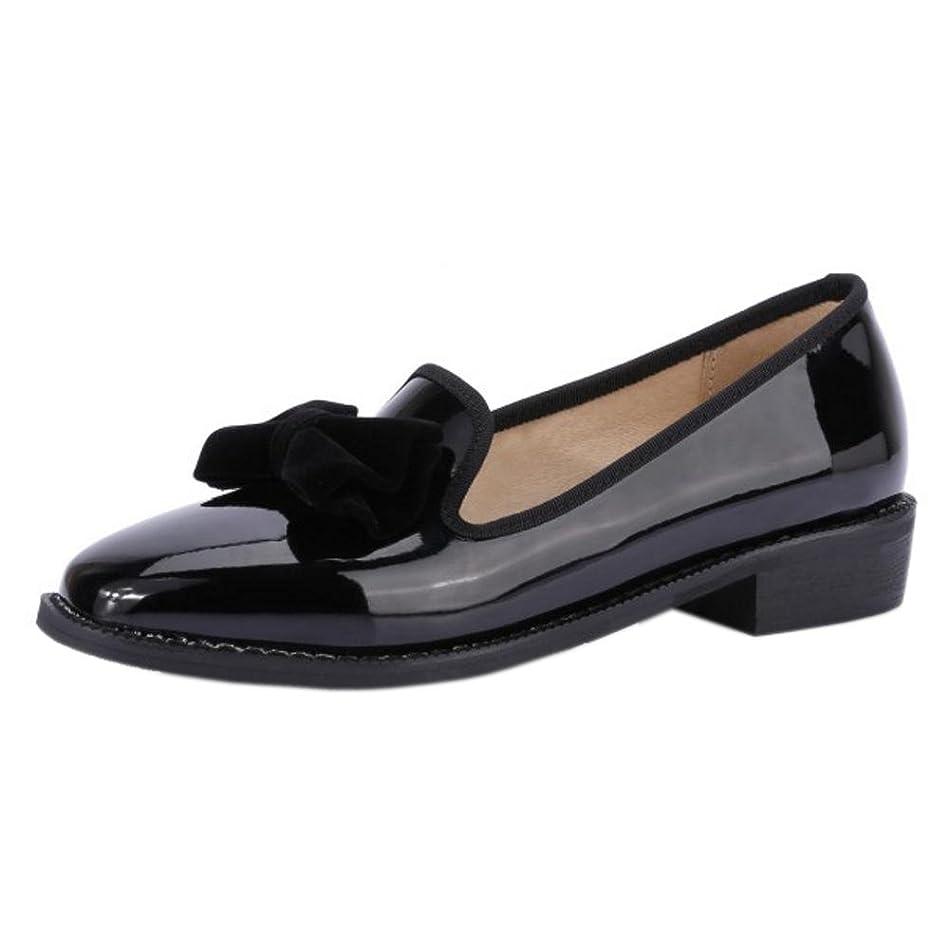 質量怖いフェロー諸島[KemeKiss] レディース ローファー 通学 歩きやすい 靴 大きいサイズ