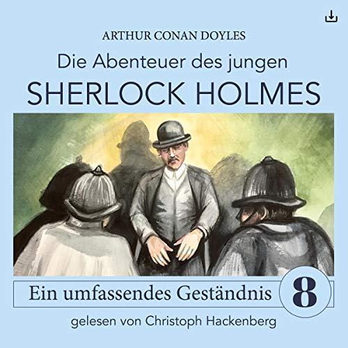 Sherlock Holmes. Ein umfassendes Geständnis cover art
