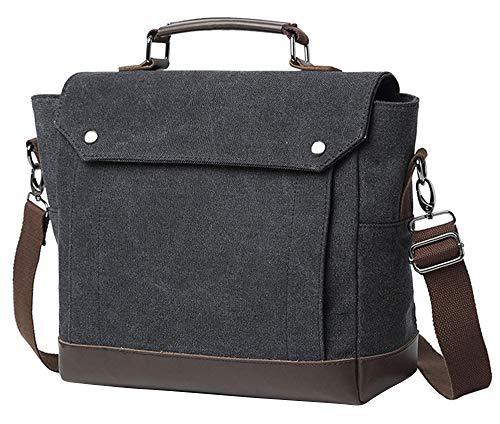 Foluton Herren Schultertasche Classic Brusttasche Wasserdichte Sling Rucksack Multipurpose Lässig Verstellbarer Schultergurt Crossbody Bag Trendy für den Schulbetrieb