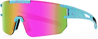 Polarized Sunglasses for Man and Women, Sun Glasses UV Protection for Cycling, Fishing, Running,...