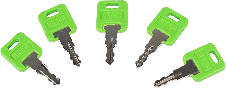 gradora RV MK9901 6601 Custom Cut for Phoenix Mall FIC Key New life Replacement Code