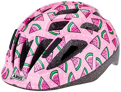 ABUS Unisex Jugend Smooty 2.0 Kleinkinder und Kinderhelm, Rosa (pink watermelon), M EU