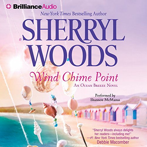 Wind Chime Point audiobook cover art