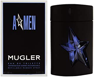 Thierry Mugler Eau de Toilette Refillable Rubber Spray, Amen, 100ml