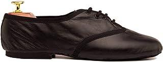 Zapatos de Baile Latino Hombre Jazz Black - Bailar Bachata y Salsa - Zapatos de Jazz