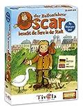 Oscar besucht die Tiere in der Stadt -