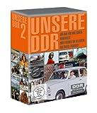 Unsere DDR - Box 2 - DDR TV-Archiv (Urlaub für Millionen - Modekiste - DDR-Fischer im Atlantik - Kultauto Trabant) [4 DVDs]