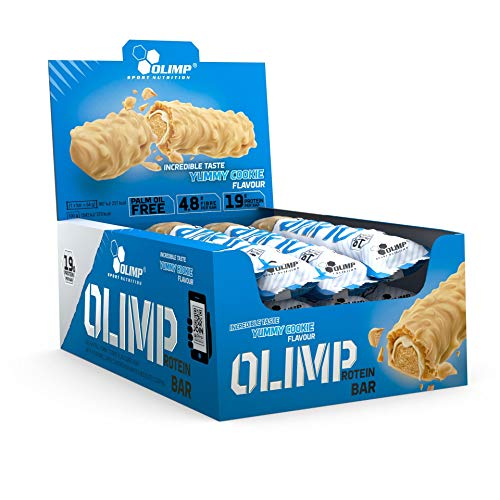 Olimp Protein Bar, Yummy Cookie, 12 x 64 g Riegel