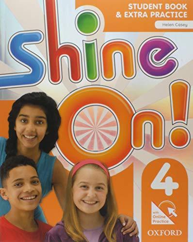 Shine on 4 Student Book / Workbook/Pk
