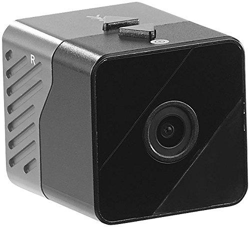 Somikon Mini Kamera: Mobile Mini-HD-Überwachungskamera mit Bewegungssensor, 1 Jahr Stand-by (Mobile Kamera)