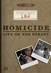 One of the most critically acclaimed shows in history, Homicide - Life On The Street re-invigorated a tired genre by focusing on the grueling work of solving murders instead of an endless succession of bloody crimes and car chases. Inspired by David ...