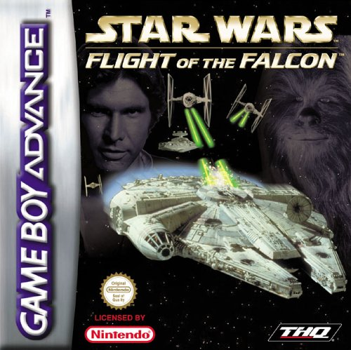 Star Wars Flight of The Falcon (GBA) [UK IMPORT]