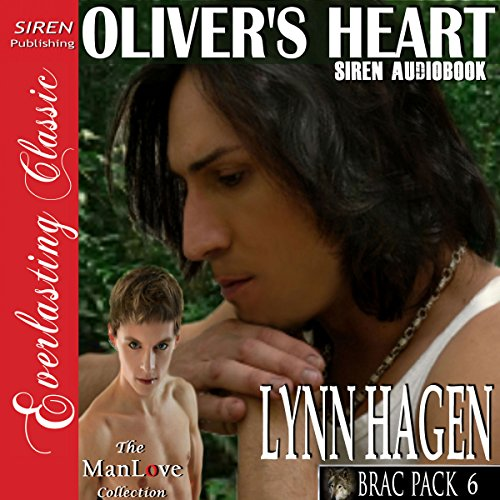 Oliver's Heart audiobook cover art