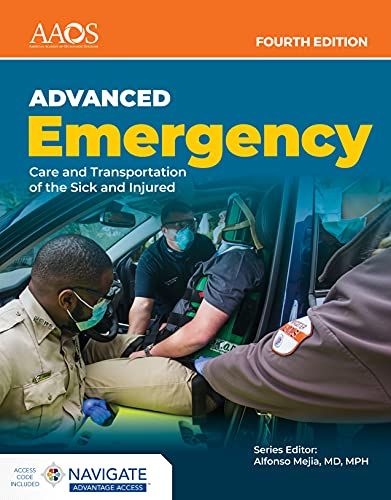AEMT: Advanced Emergency Care and Transportation of the Sick and Injured Advantage Package