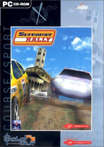 CD screamer rally (PC) (X label) (Virgin Jeux)