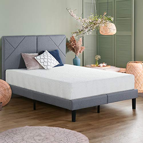 PrimaSleep 10 Inch Smooth Top Hybrid Spring Mattress Full