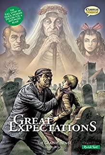Great Expectations Quick Text Version: The Graphic Novel (Classical Comics)